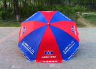 Fashionable Promotional Patio Umbrellas Wind Proof For Outdoor Activities